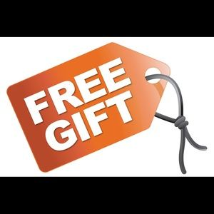 FREE GIFT with every purchase $100 and up!!
